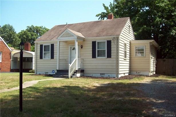 Cottage/Bungalow, Single Family - Richmond, VA