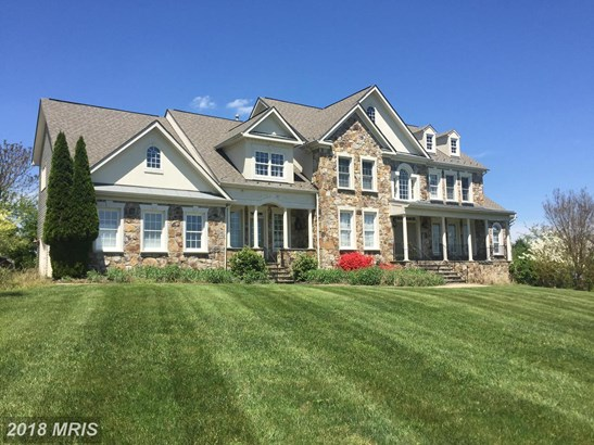 Colonial, Detached - COOKSVILLE, MD (photo 1)