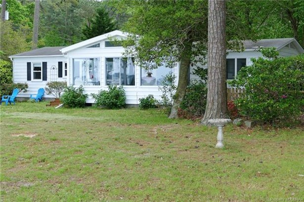 Cottage/Bungalow, Manufactured Homes, Single Family - Hallieford, VA (photo 1)