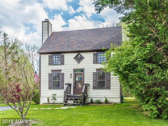 Colonial, Detached - THURMONT, MD (photo 1)