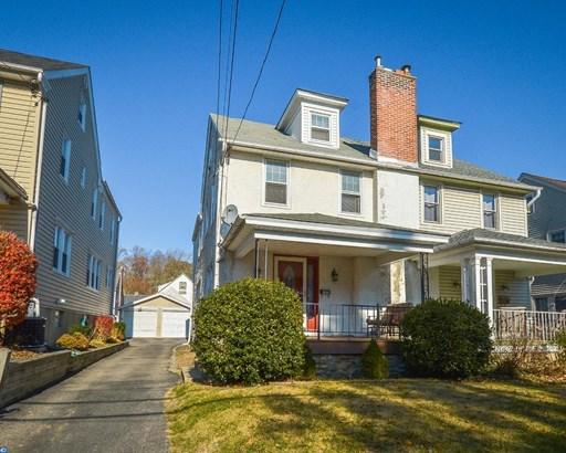 Semi-Detached, Colonial - GLENSIDE, PA (photo 1)
