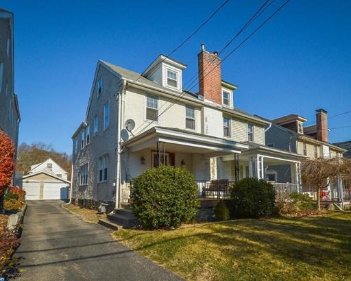 Semi-Detached, Colonial - GLENSIDE, PA (photo 2)