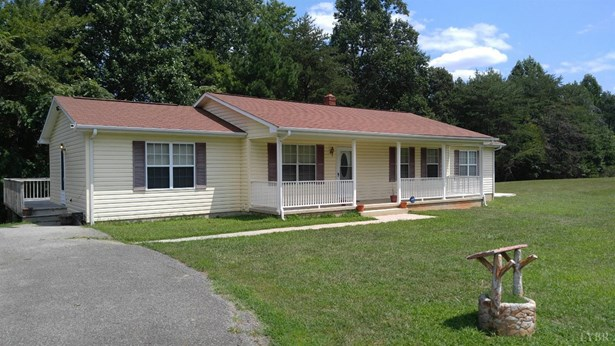 Single Family Residence, Ranch - Goodview, VA (photo 1)