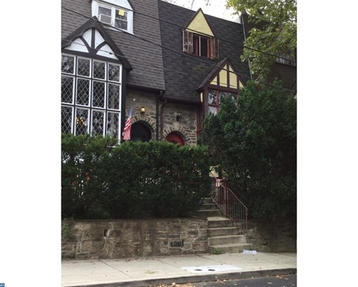 Row/Townhouse, Victorian - UPPER DARBY, PA (photo 1)