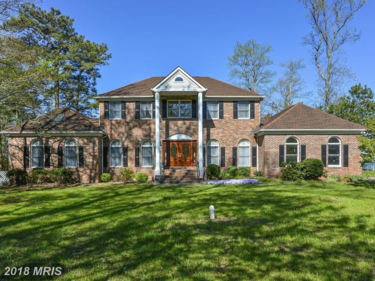 Colonial, Detached - GRASONVILLE, MD (photo 1)