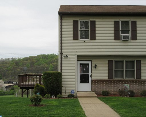 Semi-Detached, Colonial - COATESVILLE, PA (photo 1)