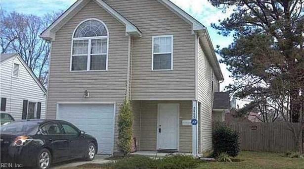 Transitional, Single Family - Norfolk, VA (photo 1)