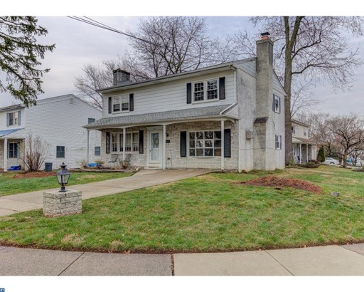 Colonial, Detached - WOODLYN, PA (photo 1)