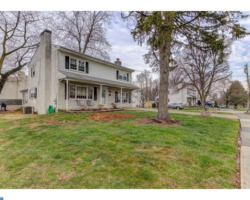 Colonial, Detached - WOODLYN, PA (photo 2)