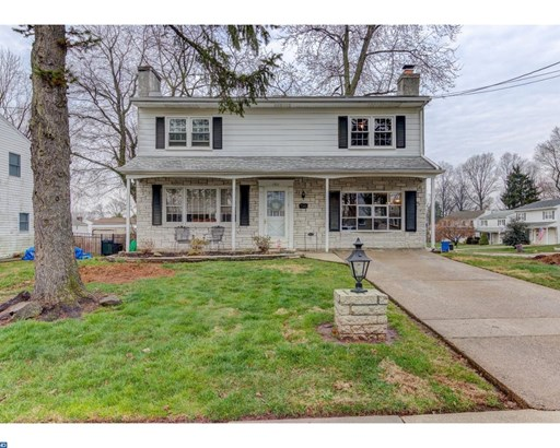 Colonial, Detached - WOODLYN, PA (photo 3)