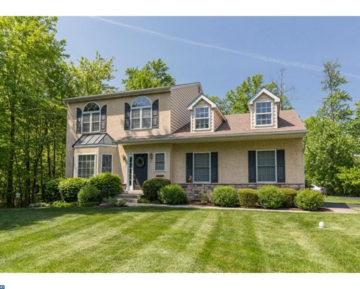 Colonial, Detached - GARNET VALLEY, PA (photo 1)