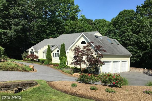 Contemporary, Detached - CROWNSVILLE, MD (photo 1)