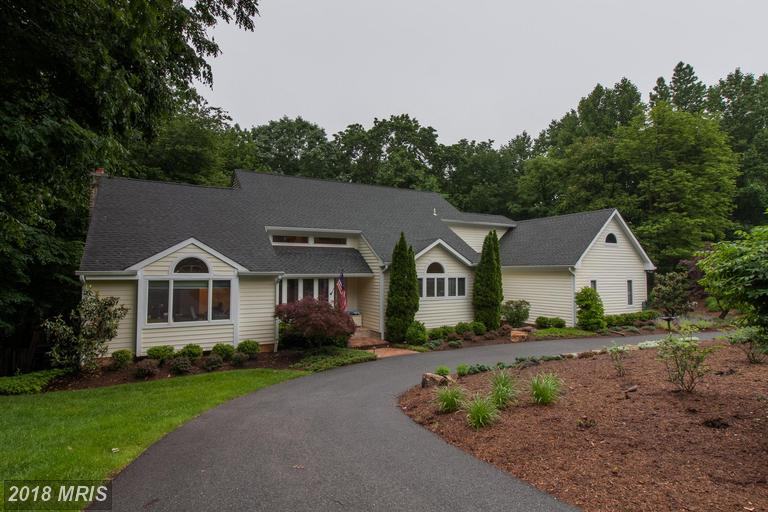 Contemporary, Detached - CROWNSVILLE, MD (photo 2)