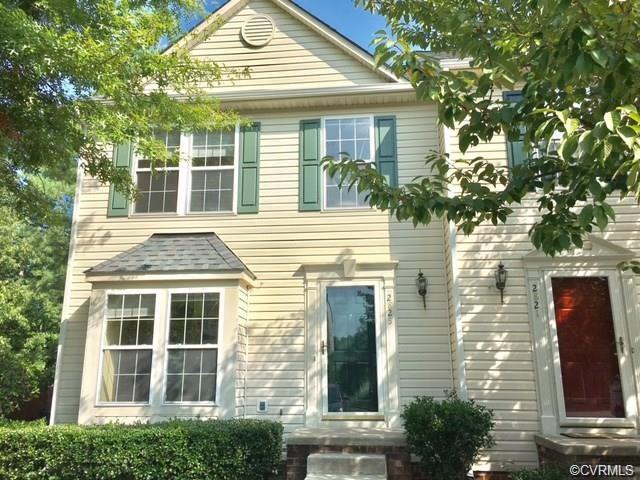 Condo/Townhouse, 2-Story, Colonial, Contemporary - Henrico, VA (photo 1)