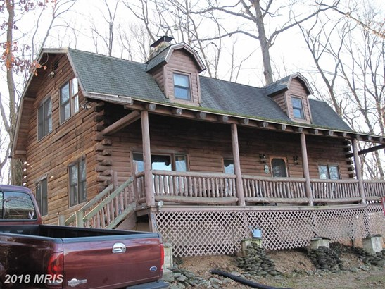 Detached, Log Home - WESTMINSTER, MD (photo 1)