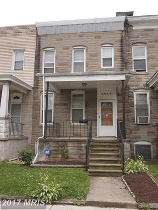 Traditional, Attach/Row Hse - BALTIMORE, MD (photo 1)