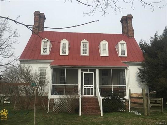 Cape, Colonial, Single Family - West Point, VA (photo 1)