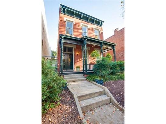 Rowhouse/Townhouse, Victorian, Single Family - Richmond, VA (photo 2)
