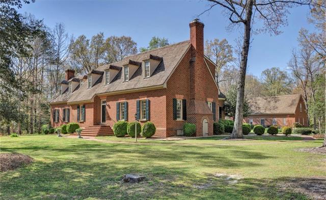 2-Story, Cape, Colonial, Single Family - Prince George, VA (photo 2)