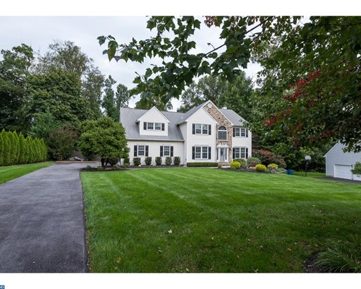 Colonial,Traditional, Detached - MALVERN, PA (photo 1)
