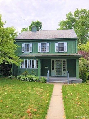 Bungalow, Craftsman, Two Story, Single Family - Richmond, VA