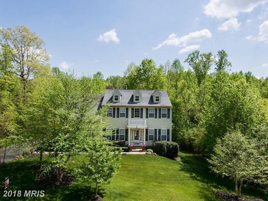 Colonial, Detached - FREDERICKSBURG, VA (photo 1)