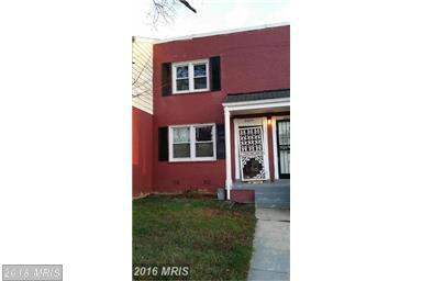 Colonial, Attach/Row Hse - TEMPLE HILLS, MD (photo 1)