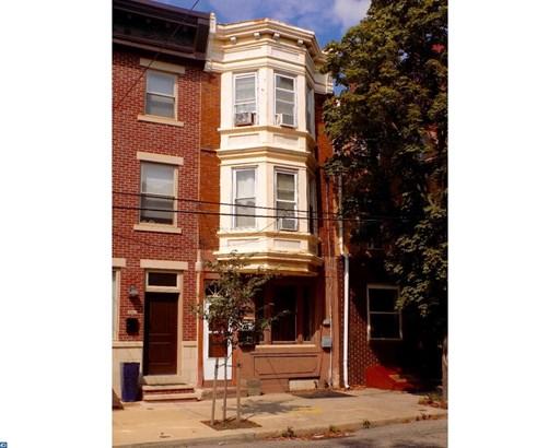 Row/Townhouse/Cluster, StraightThru - PHILADELPHIA, PA (photo 1)