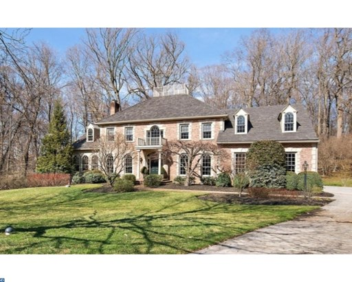 Traditional, Detached - NEWTOWN SQUARE, PA (photo 1)
