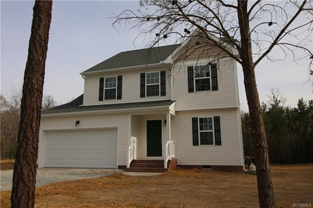 2-Story, Colonial, Single Family - Henrico, VA (photo 1)