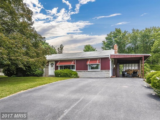 Rancher, Detached - MAUGANSVILLE, MD (photo 2)