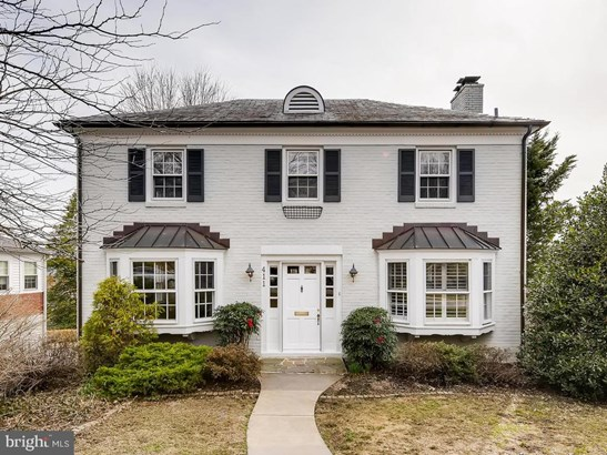 Detached, Single Family - TOWSON, MD