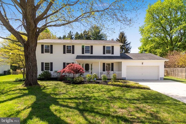Detached, Single Family - COLUMBIA, MD