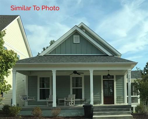 Proposed Detached, Arts & Crafts, Cottage - CHARLOTTESVILLE, VA