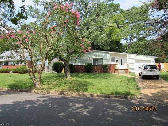 Contemp, Ranch, Single Family - Norfolk, VA (photo 1)