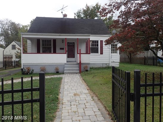 Cape Cod, Detached - MORNINGSIDE, MD (photo 1)