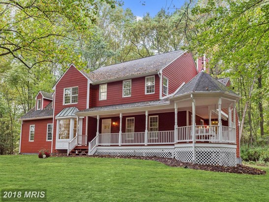 Colonial, Detached - MARRIOTTSVILLE, MD