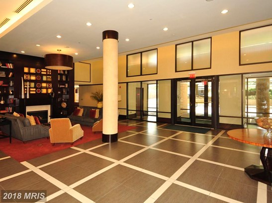 Hi-Rise 9+ Floors, Contemporary - ARLINGTON, VA (photo 3)