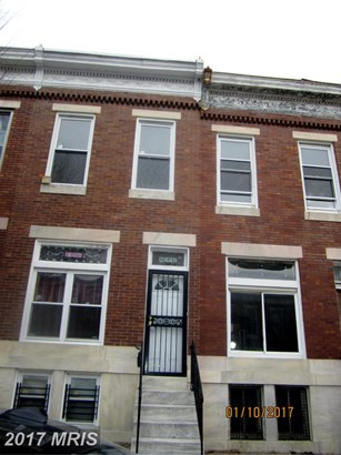 Contemporary, Attach/Row Hse - BALTIMORE, MD (photo 1)