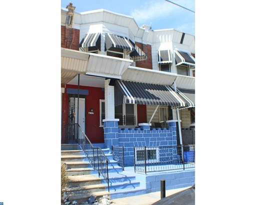 Row/Townhouse, Traditional - PHILADELPHIA, PA (photo 1)