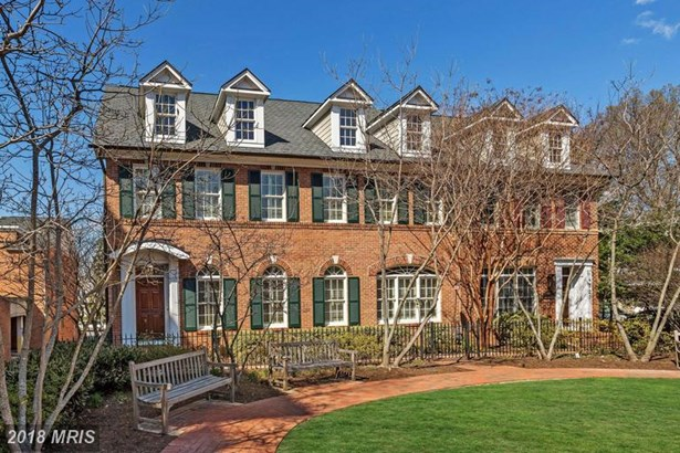 Townhouse, Colonial - BETHESDA, MD