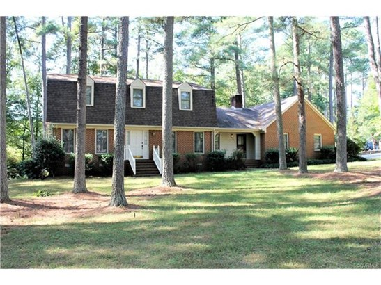 Dutch Colonial, Single Family - South Hill, VA (photo 2)