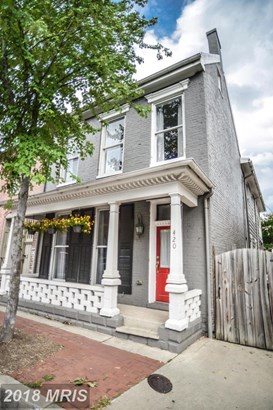 Semi-Detached, Colonial - FREDERICK, MD (photo 1)