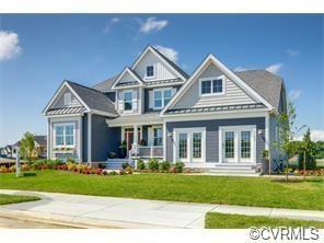 Craftsman, Ranch, Single Family - Moseley, VA (photo 1)