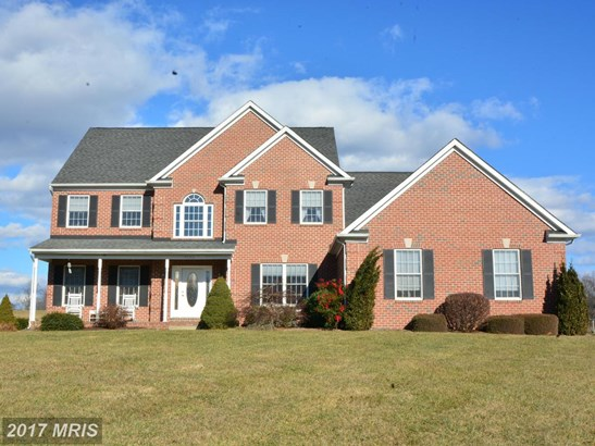Colonial, Detached - JARRETTSVILLE, MD (photo 1)