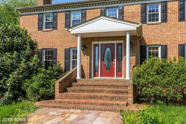 Colonial, Detached - ROCKVILLE, MD