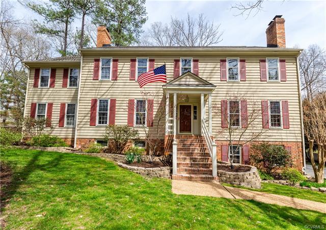 2-Story, Colonial, Single Family - North Chesterfield, VA (photo 2)