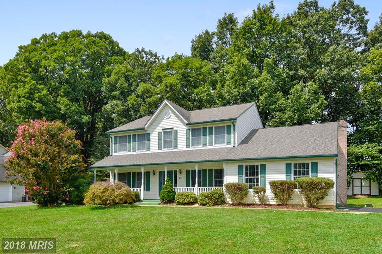 Colonial, Detached - SYKESVILLE, MD