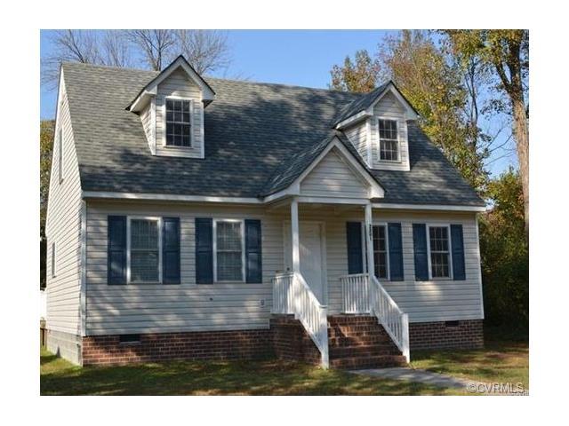 House, Cape - Hopewell, VA (photo 1)