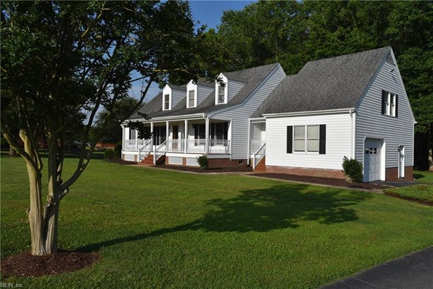 Cape Cod, Colonial, Single Family - Suffolk, VA (photo 1)